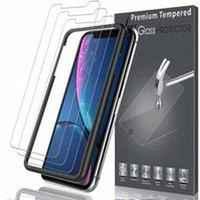低至$3.2 iPhone XR / XS Max 屏幕钢化玻璃保护膜 3张