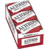 $6.18 免邮 Altoids 无糖薄荷糖 随身包 0.37盎司 9盒