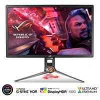 $1899.99 (原价$1999.99) ASUS ROG Swift PG27UQ 27″ 4K 144Hz G-Sync HDR 显示器