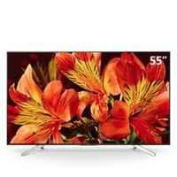 索尼(SONY)    KD-55X8566F 55英寸 4K 液晶电视 ¥5088