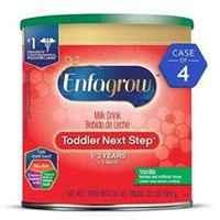$52.16起 封面款每罐$14.5 Enfagrow PREMIUM 非转基因婴幼儿配方奶粉促销
