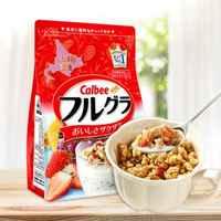 Calbee 卡乐比 水果燕麦片 700g *3件 ¥130